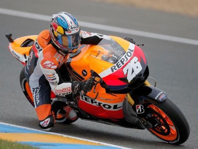 Dani-Pedrosa-took-his-first-pole-position-of-the-season-AP-Photo