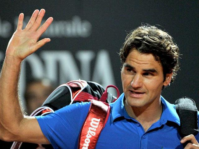 Rome Masters,Roger Federer,hindustan times