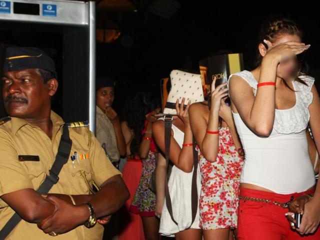 Rave party,Kochi,Kerala