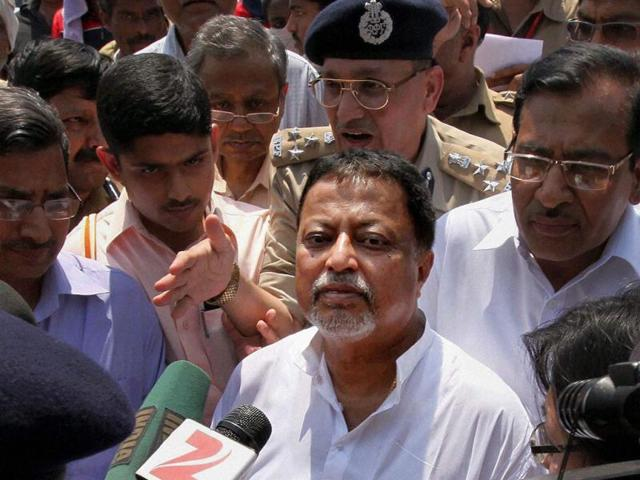 We are keeping eye on Mukul and his critical comments: TMC