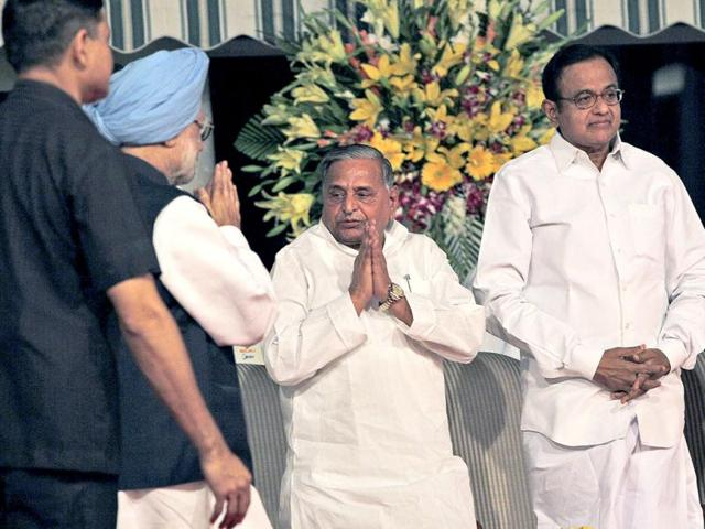 New Delhi,Mulayam,Congress