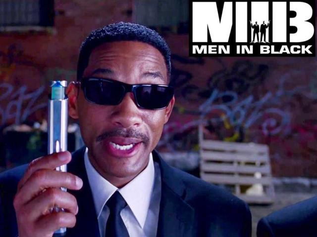 Men In Black,Will Smith,MIB