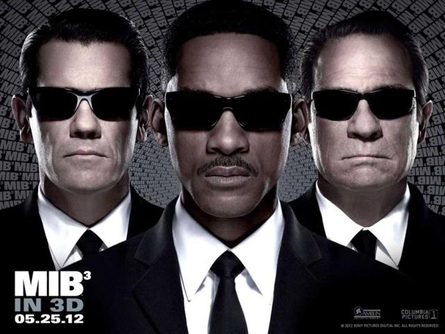 Will Smith,Tommy Lee,Men In Black III