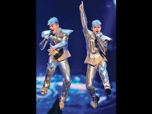 X-Factor,Eurovision Song Contest Baku,Jedward