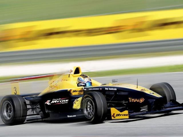 2012 JK Racing Asia Series,Spa-Francorchamps,Formula One