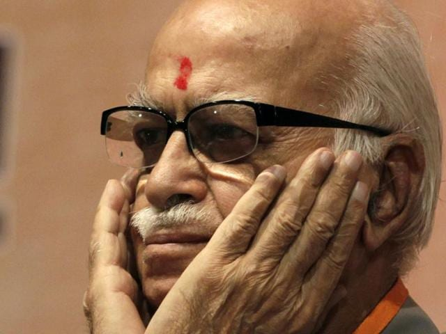 advani,hindustan times,news