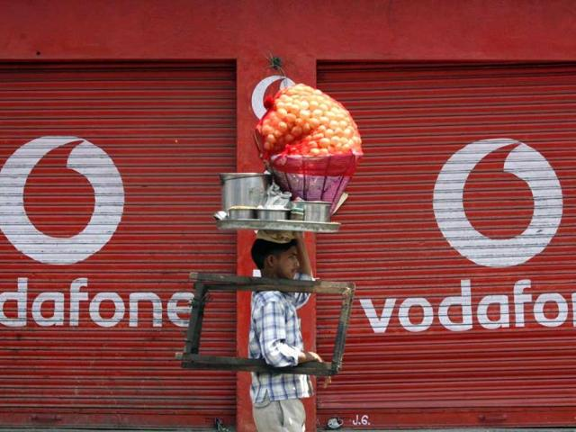 Can Vodafone's cash help rescue the Indian rupee?