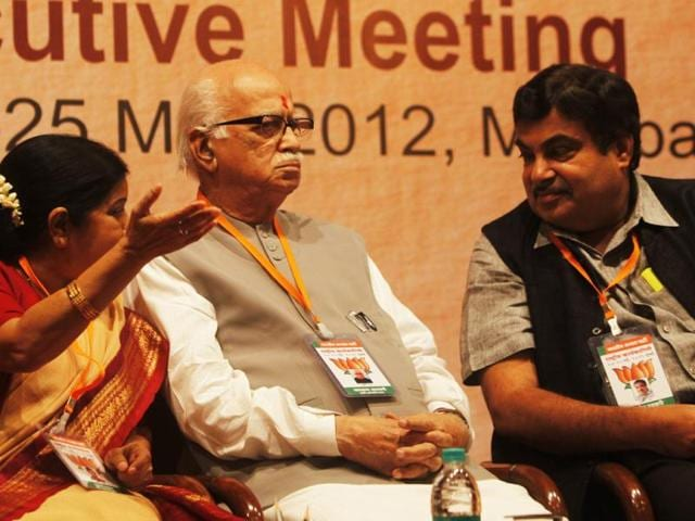 BJP-leader-LK-Advani-at-the-party-s-national-executive-meeting-in-Mumbai-HT-Photo-Kunal-Patil