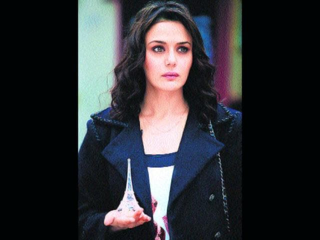First Look: Preity Zinta's Ishkq in Paris