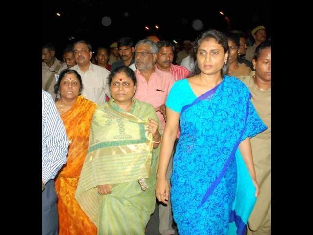 news,hindustantimes,Jagan Mohan Reddy