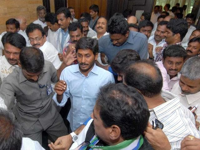 YS Jaganmohan Reddy,YSR Congress,Central Bureau of Investigation