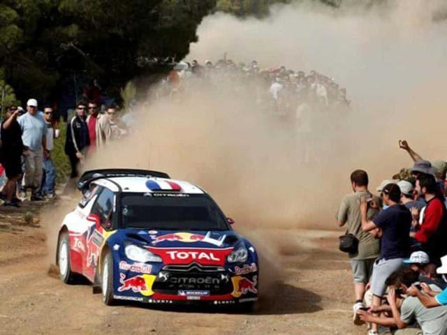 Sebastien Loeb,Petter Solberg,Rally of Greece