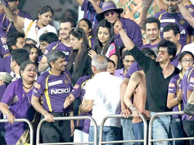 This was the winning moment for Shah Rukh Khan.