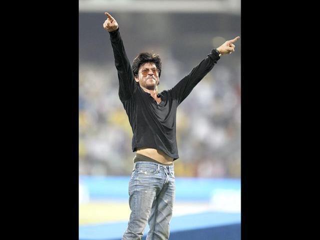 Shah Rukh Khan gets candid
