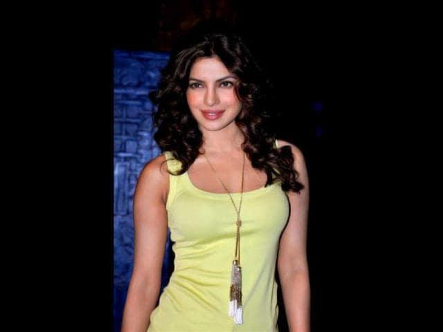 Priyanka Chopra,IIFA,Prabhu Deva