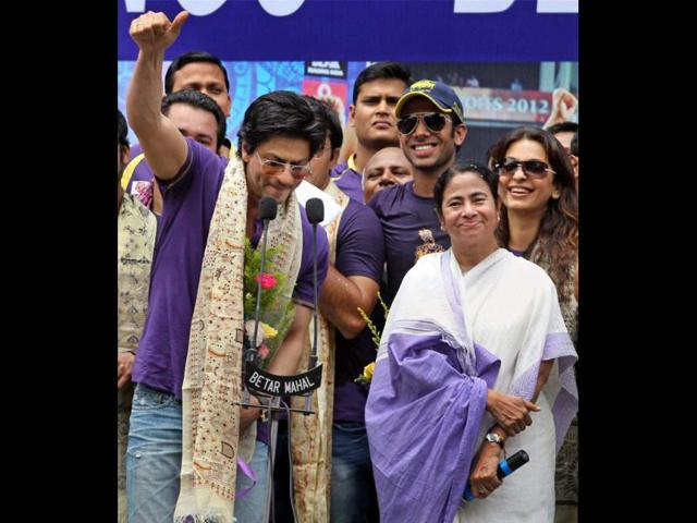 Kolkata Knight Riders,Indian Premier League,Shah Rukh Khan