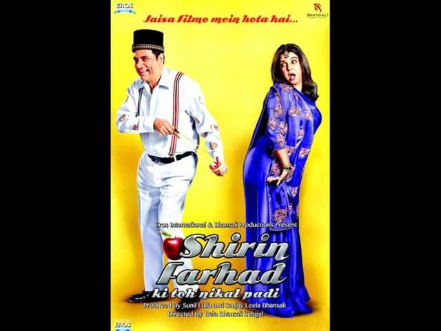 Shirin Farhad Ki Toh Nikal Padi,Bollywood,Entertainment