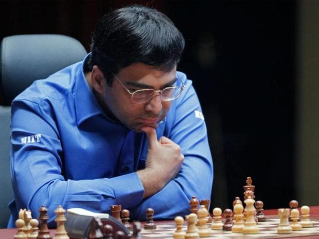 Anand 'working on ideas' for rematch with Carlsen