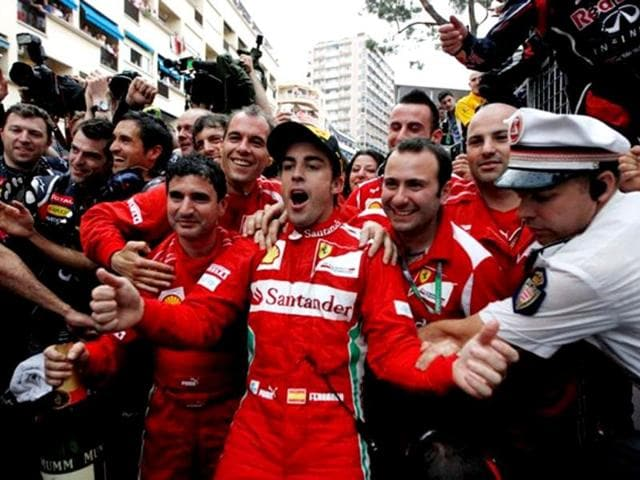 Fernando-Alonso-s-surprise-Malaysian-GP-win-and-consistent-form-has-seen-him-take-the-lead-of-the-drivers-world-championship-AP-Photo