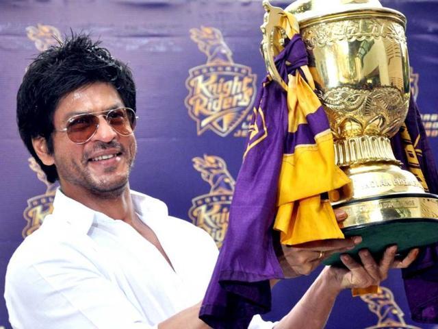 Kolkata Knight Riders,IPL,Shah Rukh Khan