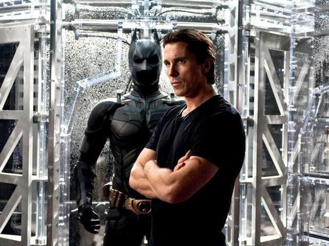 Christian Bale,Dark Knight,Justice League
