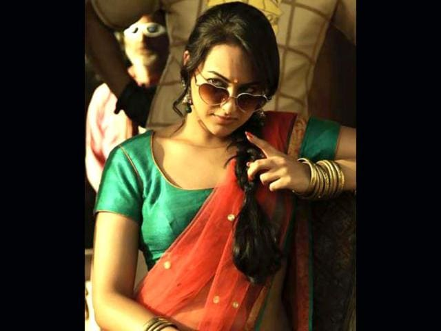 TEASER OUT: Sonakshi Sinha in her first-ever item song
