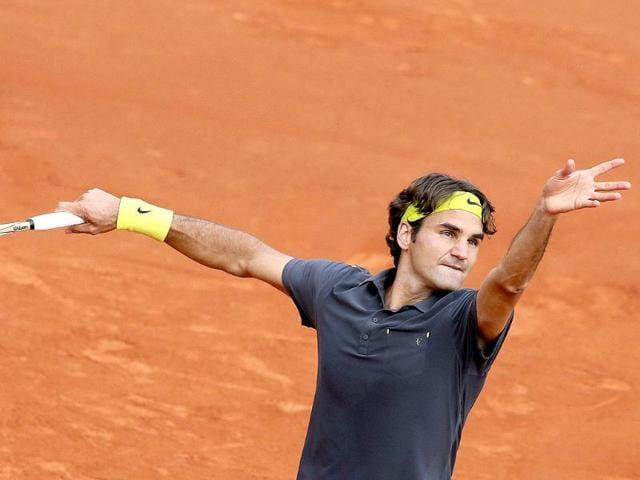 Paris,Roger Federer,Novak Djokovic