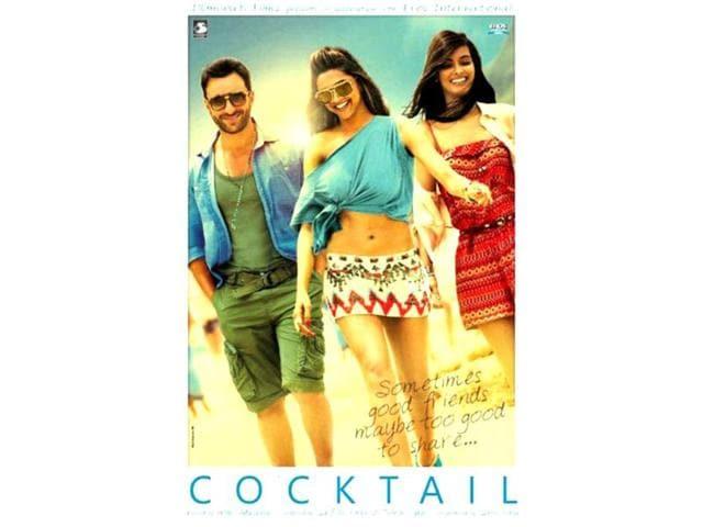 Cocktail,Saif Ali Khan,Deepika Padukone