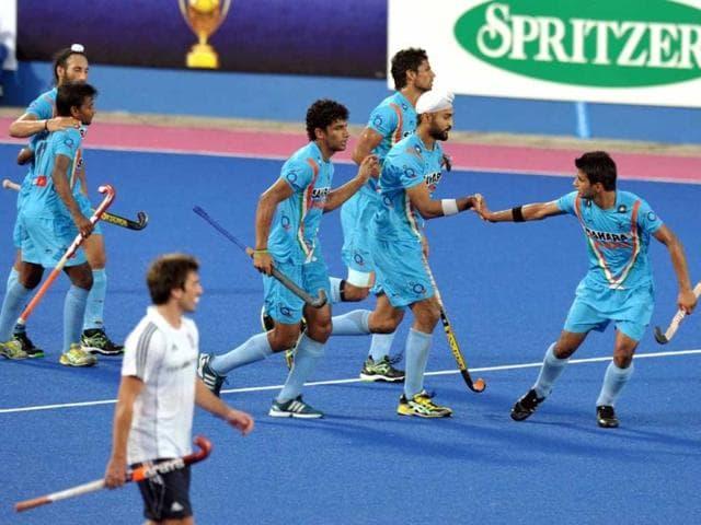 Indian hockey team,olympics,London Olympics