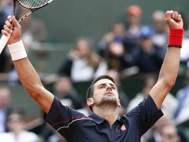 Paris,Novak Djokovic,hindustan times