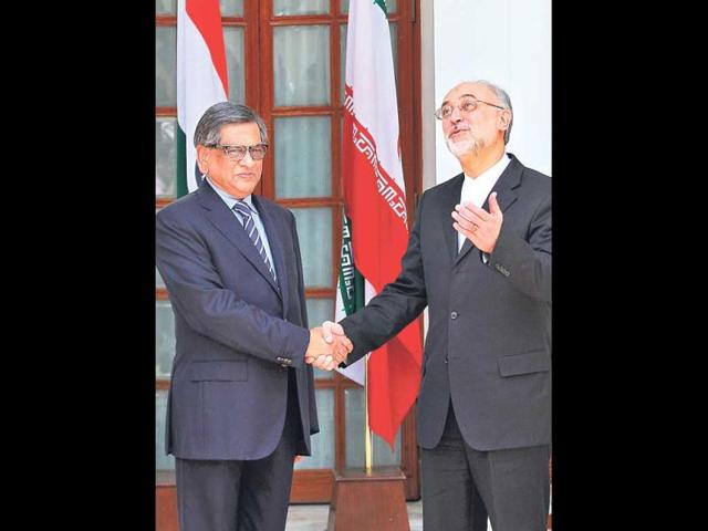 Suvrat Raju,nuclear programme,Ayatollah Khamenei