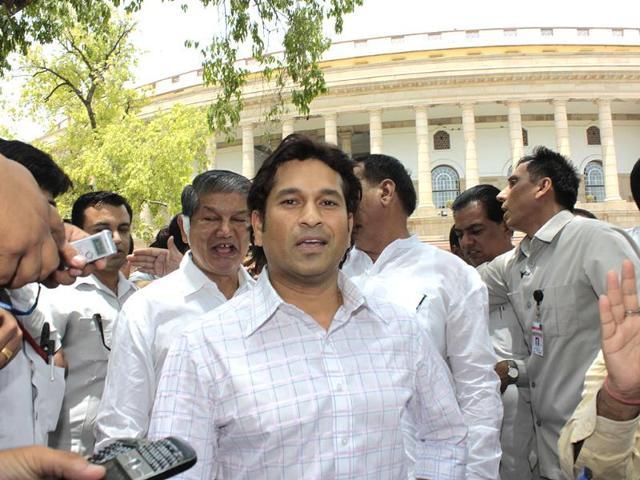 Sanjjeev K Samyal,Sachin Tendulkar,master blaster