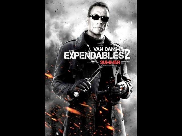 The Expendables 2,Box Office,Hindustan Times
