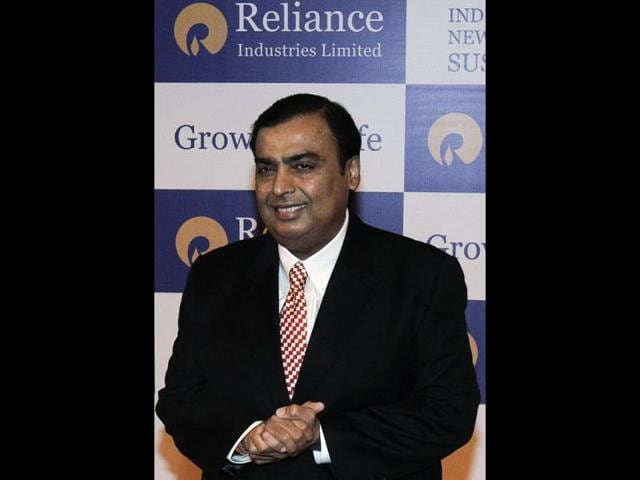 Reliance industries,news,hindustan times
