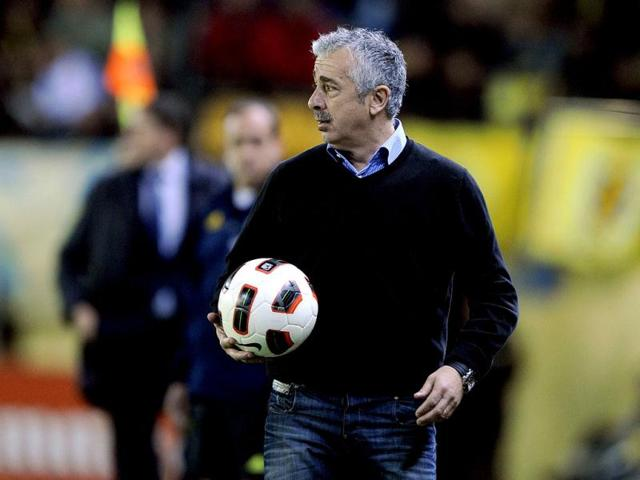 Villarreal coach dies one day after appointment
