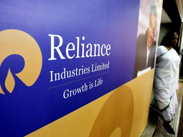 Reliance Industries,India,First quarter returns