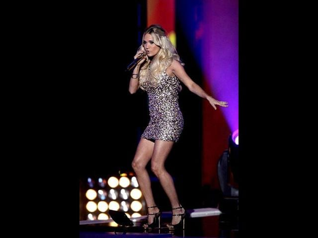 Hindustan Times,CMT Music Awards 2012,Carrie Underwood