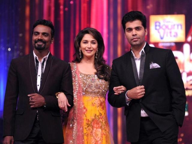 The-next-season-of-Jhalak-Dikhhla-Jaa-is-much-awaited-due-to-the-presence-of-Madhuri-Dixit-Karan-Johar-and-Remo-D-Souza-As-many-as-13-contestants-will-try-their-luck-to-win-the-show