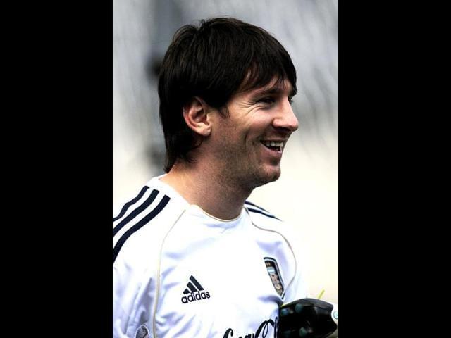 Lionel Messi,World Cup,Angel Di Maria
