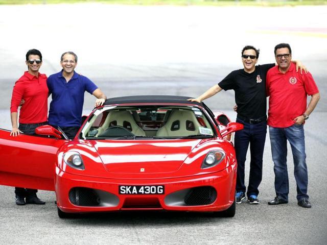 Ferrari Ki Sawari,Sharman Joshi,Allah Ke Bande