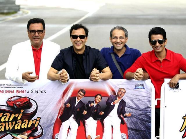 Ferrari Ki Sawari,Sharman Joshi,Hindustan Times
