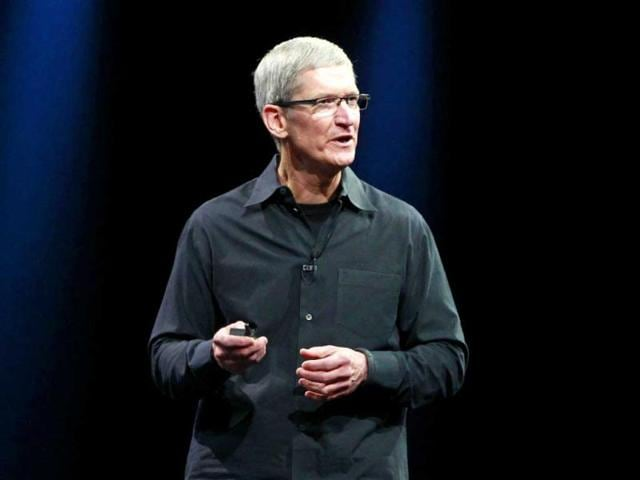 Apple,Tim Cook,Google Maps