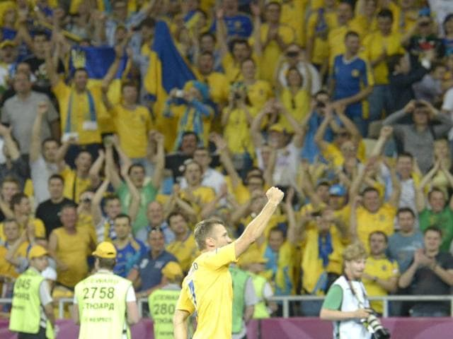 Ukrainian-forward-Andriy-Shevchenko-celebrates-after-beating-Sweden-2-1-in-their-group-D-match-during-the-Euro-2012-championships-football-championships-at-the-Olympic-Stadium-in-Kiev-AFP-Jonathan-Nackstrand