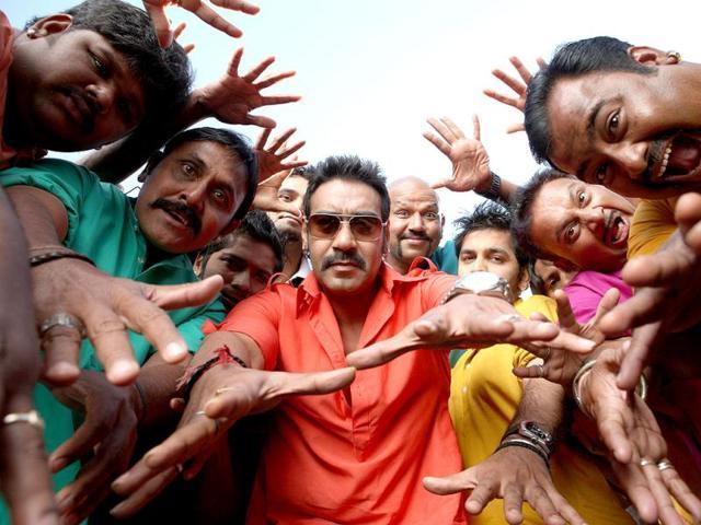 Rohit Shetty,Bol Bachchan,Ajay Devgn