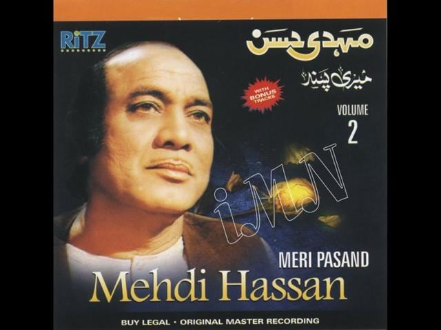Mehdi Hassan,Hindustan Times,Entertainment