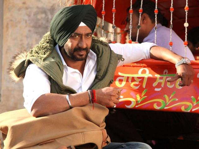 Yo Yo Honey Singh,Ajay Devgn,Son of Sardaar