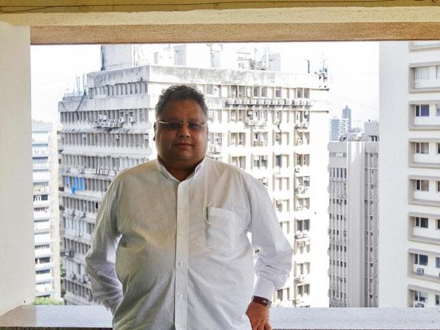 Mumbai,Rakesh Jhunjhunwala,Omaha investor