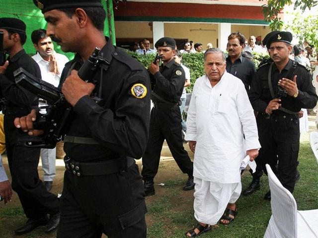 Mulayam Singh Yadav,Samajwadi Party,ND Tiwari