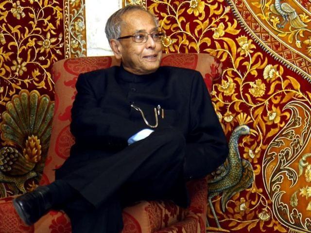 Pranab Mukherjee,news,hindustan times
