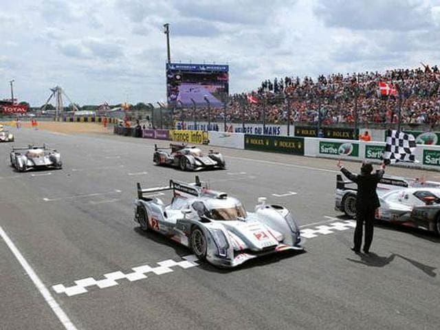 Le Mans,Audi,Andre Lotterer
